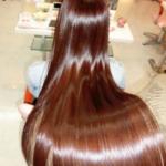 ブラッシングで天使の輪を?それともヘアアイロンでは?~煌めく髪の秘密~