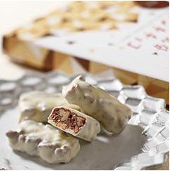 暑い時は冷蔵庫で冷やして「カリッ」と美味しいチョコた~べよ!?