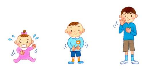 アトピーは子供だけの症状じゃありません!アトピっ子に亜鉛が必要な理由