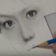 鉛筆で桐谷美鈴を描いてみる一部始終が話題!